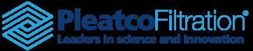 Pleatco filtration logo